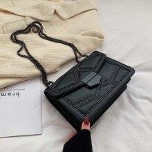 Luxury Rivet Chain Small Crossbody Bags For Women 2020 Shoul
