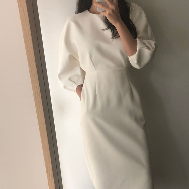 neat dress, office or outerwear 3
