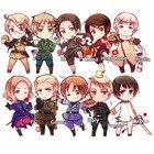 Anime Axis Powers Fe...