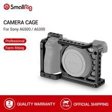 SmallRig Aluminium Legierung Kamera Käfig Für Sony A6500/A6300 Verbesserte Version Schutzhülle Dslr Kamera Rig Für Sony A6500  1889