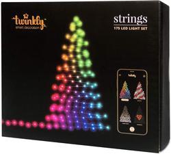 Twinkly Pro licht kerstverlichting outdoor decoratie string lights 16 miljoen kleuren WIFI smart RGB APP controle Capsule Lights Fairy lamp Fairy light