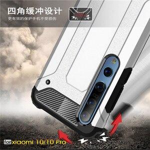 Image 4 - טלפון מקרה עבור Xiaomi Mi 10 פרו לשחק A3 9 לייט 8 SE 9T CC9 CC9e כיסוי שריון פגוש עבור Xiaomi Redmi 6 6A 7A 7 הערה 8T 8 פרו 7