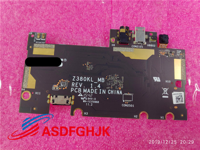 Mainboard For ASUS Zenpad 8.0 Z380KL Main Board Motherboard TESED OK