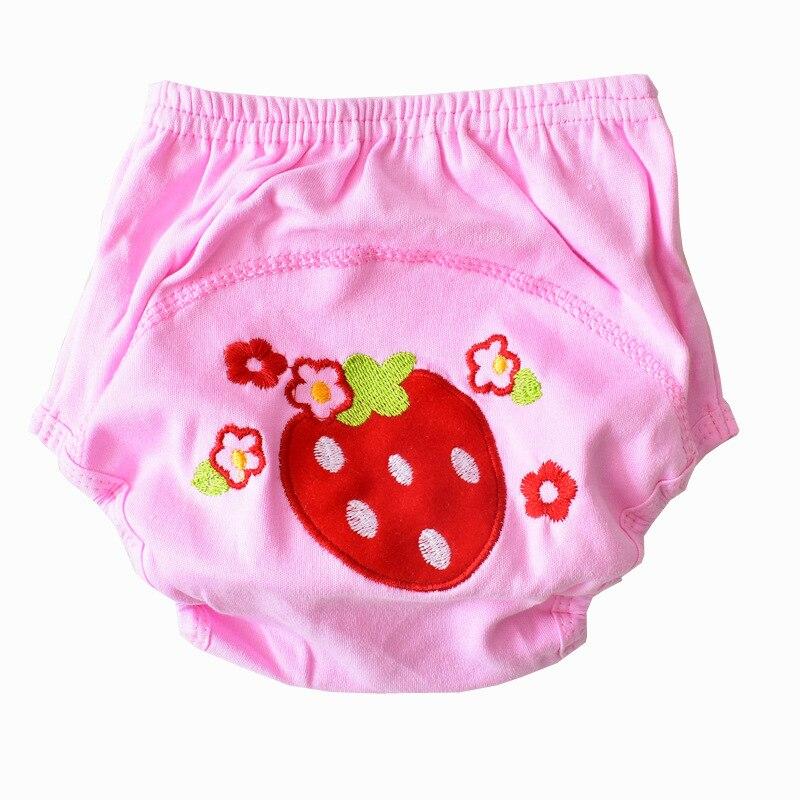 South Korea New Style CHILDREN'S Swimming Trunks Girls Infants Baby Cute Strawberry Triangular Swimming Trunks Children Swimming