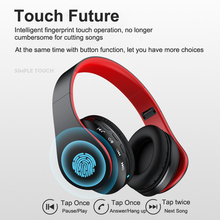 Touch Earphone Bluetooth Headset