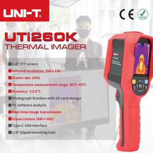 UNI-T UTi260K Hand-held Human