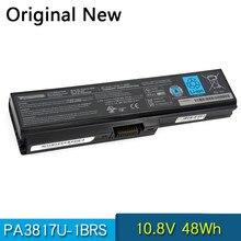 PA3818U PA3817U-1BRS -1BAS Original Bateria Do Portátil Para Toshiba Satellite A660 C640 C650 C655 C660 L510 L630 L640 L650 U400 L750