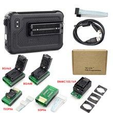 XGecu T56 программатор 56 Pin драйверы ISP поддержка 20000 + ICs для PIC/NAND Flash/EMMC TSOP48/TSOP56/BGA48/63/64/100/153/162/169/221/