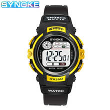 SYNOKE Children Watch Led Sports Kids Watches