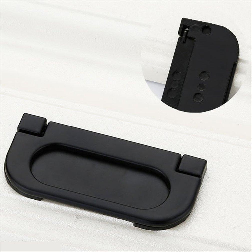 Black Door Handles Wardrobe Drawer Pull Kitchen Cabinet Handles for Furniture Handles Hardware Accessories Dropshiping
