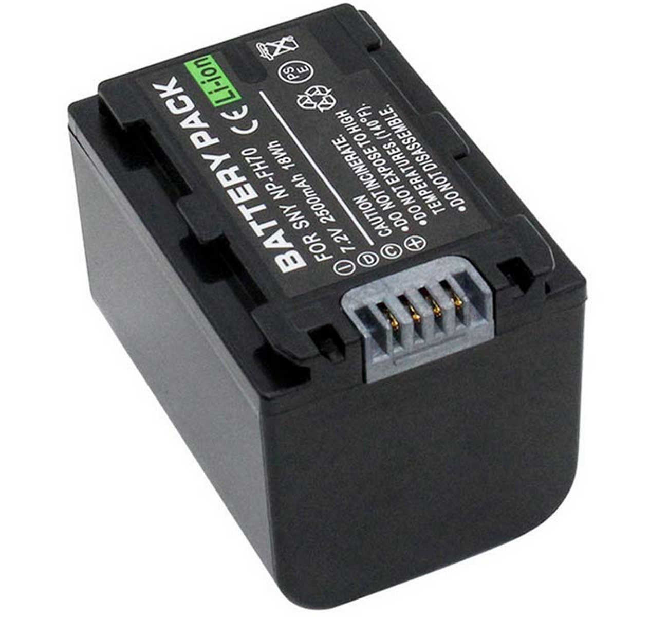 DCR-DVD115 Battery Pack for Sony DCR-DVD110 DCR-DVD150 Handycam Camcorder