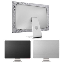 Гибкий пылезащитный полиэстеровый защитный чехол для 27/21 дюймового экрана компьютера Macbook Pro Apple iMac Samsung HP Dell Lenovo