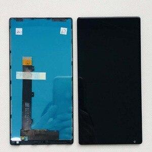 Image 5 - 100% Оригинальный ЖК экран 6,4 дюймов для Xiaomi Mi Mix /Mi Mix Pro 18k версия + сенсорная панель дигитайзер Рамка для MI Mix дисплей