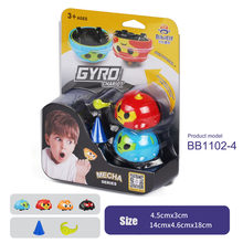 Gyro Burst Launchers Beyblade Toys Bables Spinning Tops Bey Blades Toy for Children Spinning Toy Gyroscope Toys for Children(China)