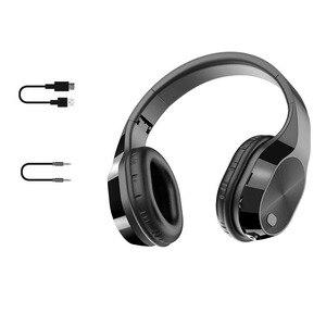 Image 5 - 3.5mm Jack HIFI stereo kablosuz kulaklık bluetooth kulaklık müzik kulaklık desteği SD TF kart mic için xiaomi smartphone tabletler