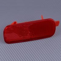 מחזיר אור DWCX האדום 33,505-S9A-003 רכב ימני אחורי Bumper מחזיר אור מנורה פלסטיק Fit עבור הונדה CRV CRV 2002 2003 2004 (1)