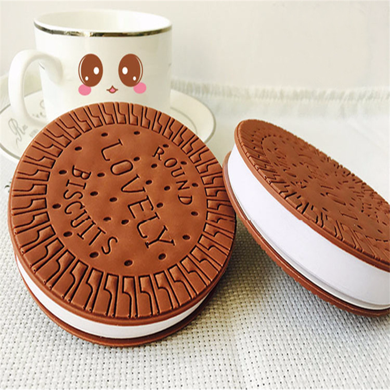 Creative Stationery Convenient Notebook Chocolate Cookies Memo Pad Office School Stationery Gift Supplies Notepad Wholesale