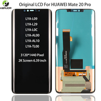 For Huawei Mate 20 Pro LCD Display OLED Touch Screen Glass Panel Replacement For Huawei Mate 20 Pro Display Digitizer Accessory