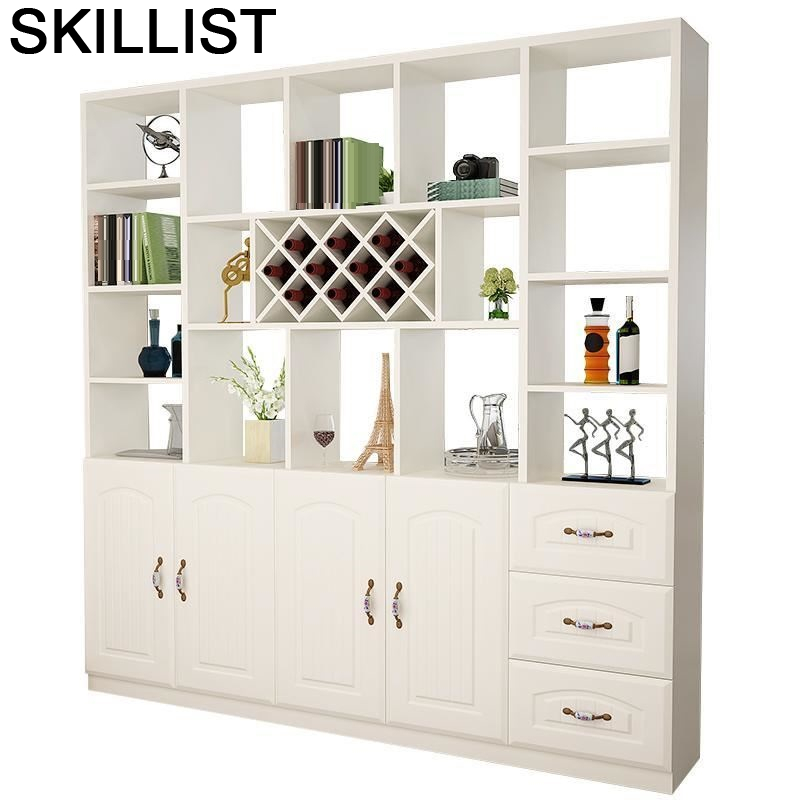 Shelves Adega Vinho Cristaleira Gabinete Kitchen Meja Kast Desk Hotel Sala Meube Cocina Shelf Furniture Mueble Bar Wine Cabinet