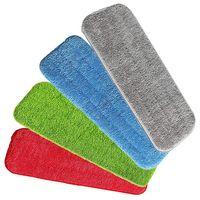 Ev ve Bahçe'ten Bezler'de 4 adet temizlik paspası için Vorfreude sprey paspas ve tüm sprey Mops & yıkanabilir Mops