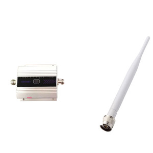 Image 1 - hot sale Cell phone GSM signal booster 2G GSM mobile phone signal repeater LCD display 900mhz amplificateur gsm