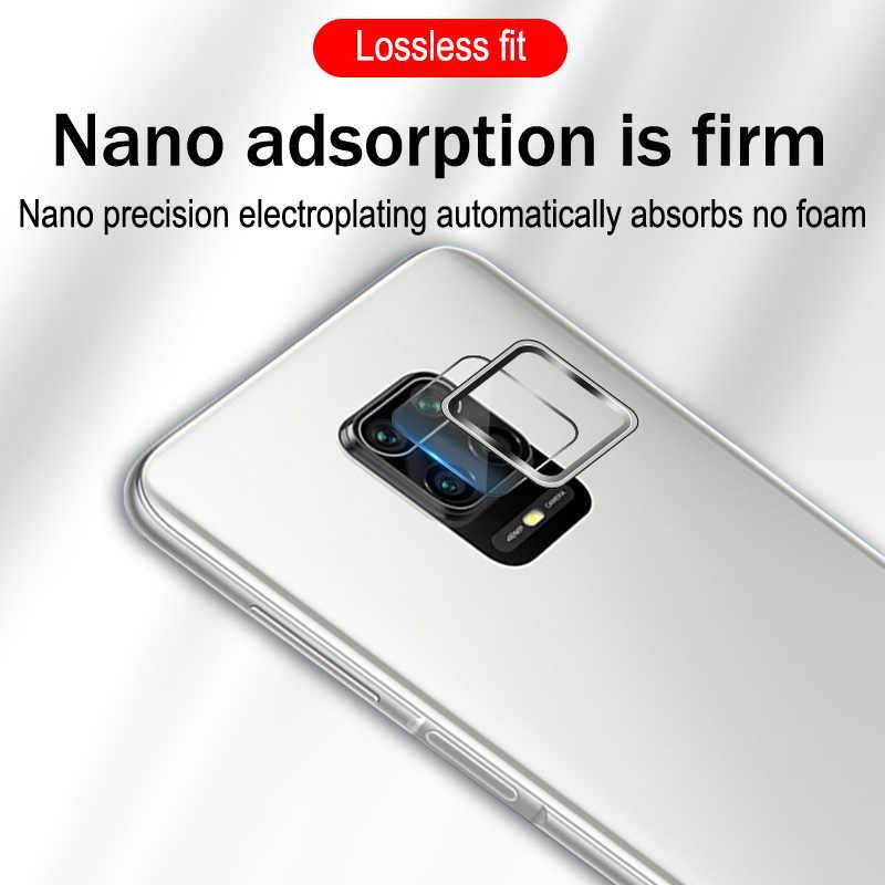 Vetro temperato Per Xiaomi Redmi Nota 9S 7 8 9 Pro Max 8T 10X 4G 5G K20 K30 9T Pro CC9 E Camera Lens Protector Custodia protettiva