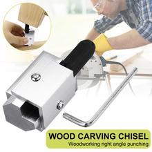 Woodworking Hand Tool Corner Chisel for Squaring Hinge Recess Mortising Tool