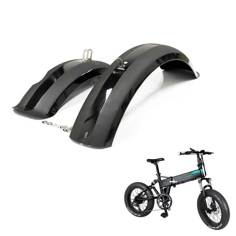 Mudguard Electric Scooter Bicycle 14 16 18 1 Pair Fenders Accessories Parts