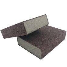 Goma de borrar mágica de esponja para eliminar el óxido, algodón de limpieza esponja de esmeril, melamina, suministros de cocina, descalcificación limpiar, 5 uds.