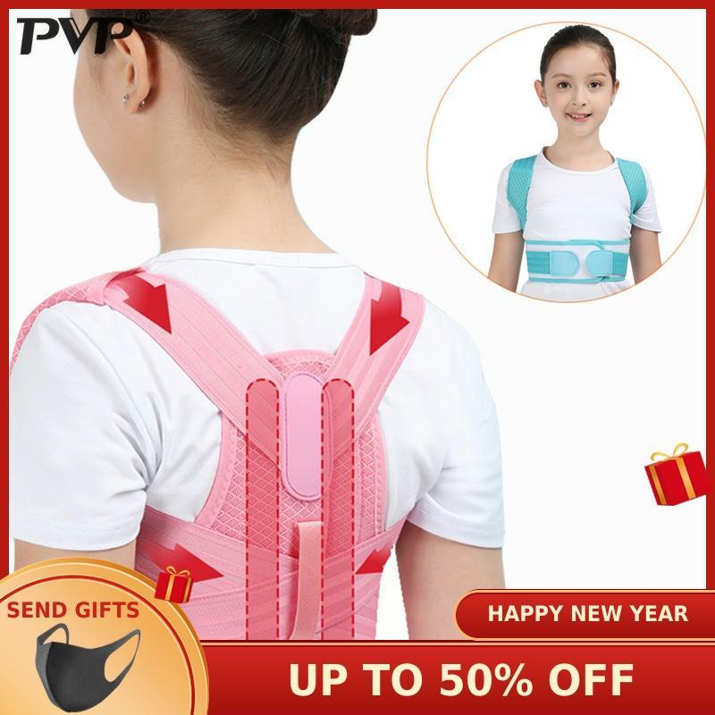 Adjustable Children Posture Corrector Belt with Detachable Shoulder Pad to Develop Good Walking and Sitting Posture 3
