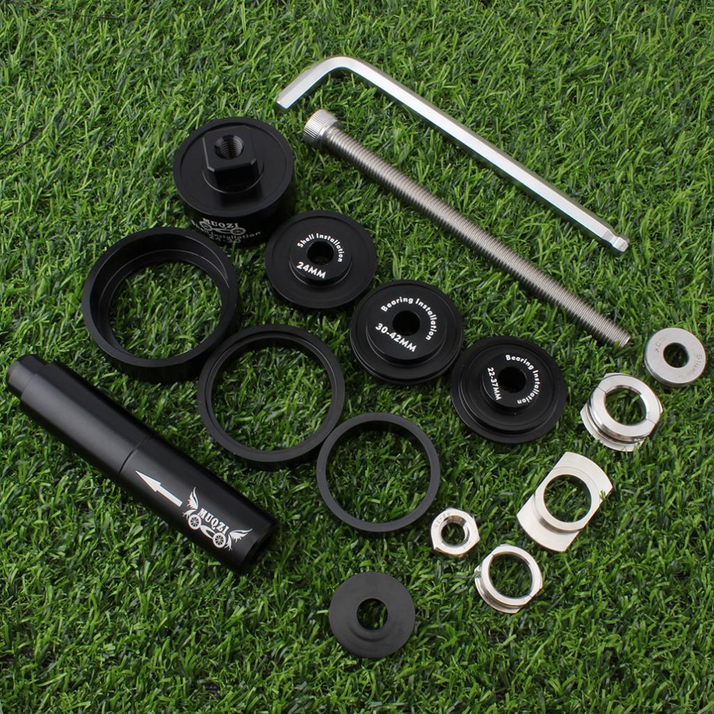 Pro Bicycle Bike Tool Press Fit Bottom Bracket Bearing Tool Set Bicycle Repair Tools -Professional & Entry-Level