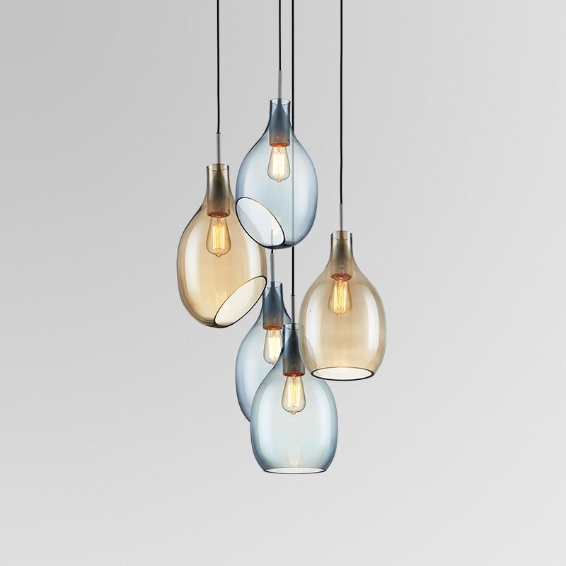 Modern Luminaria Lampen Industrieel Wood   Living Room  LED  Pendant Lights Luminaire Hanglamp Luminaria Pendente