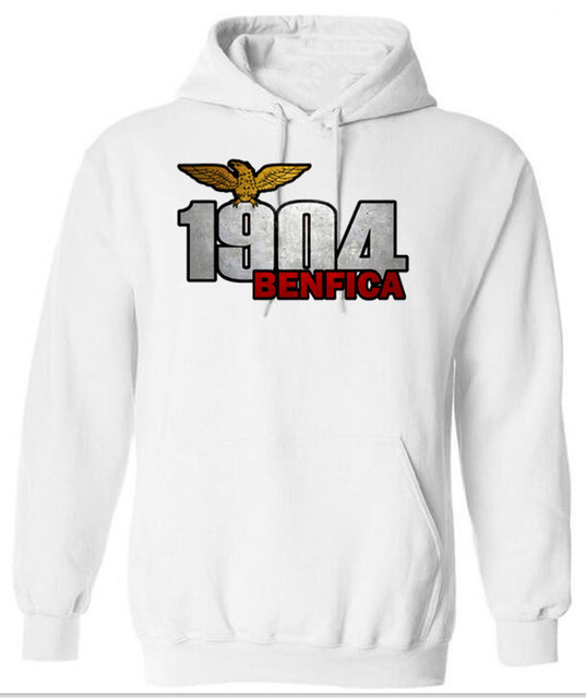 New Arrival Man's Clothing Fashion hoodies BENFICA 1904 Printed Casual  Street Style 1