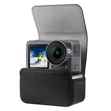 New Osmo Action Sport Camera High-quality Soft Durable Non-toxic Odorless And Anti-oxidant Leather Case