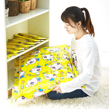 3Pcs Vacuum Storage Bags for Clothes Foldable Compressed Organizer Vacuum Seal Bag Clothing Saving Space Home Organization