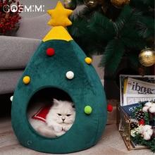 Super cute Christmas Sphynx Bed
