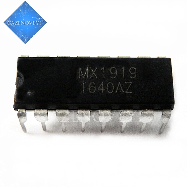 5 unidades/lote MX1919 MX 1919 DIP 16 en Stock