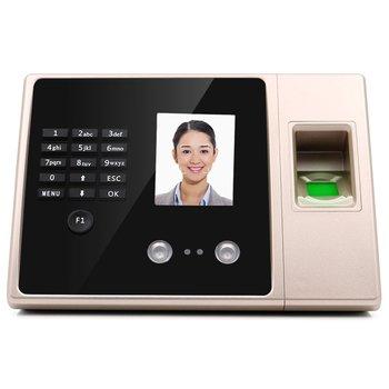 E3 biometryczny twarz rozpoznawanie linii papilarnych czas obecności System maszyna urządzenie maszyna czas obecności System maszyna tanie i dobre opinie LESHP CN (pochodzenie) NONE Face time attendance machine