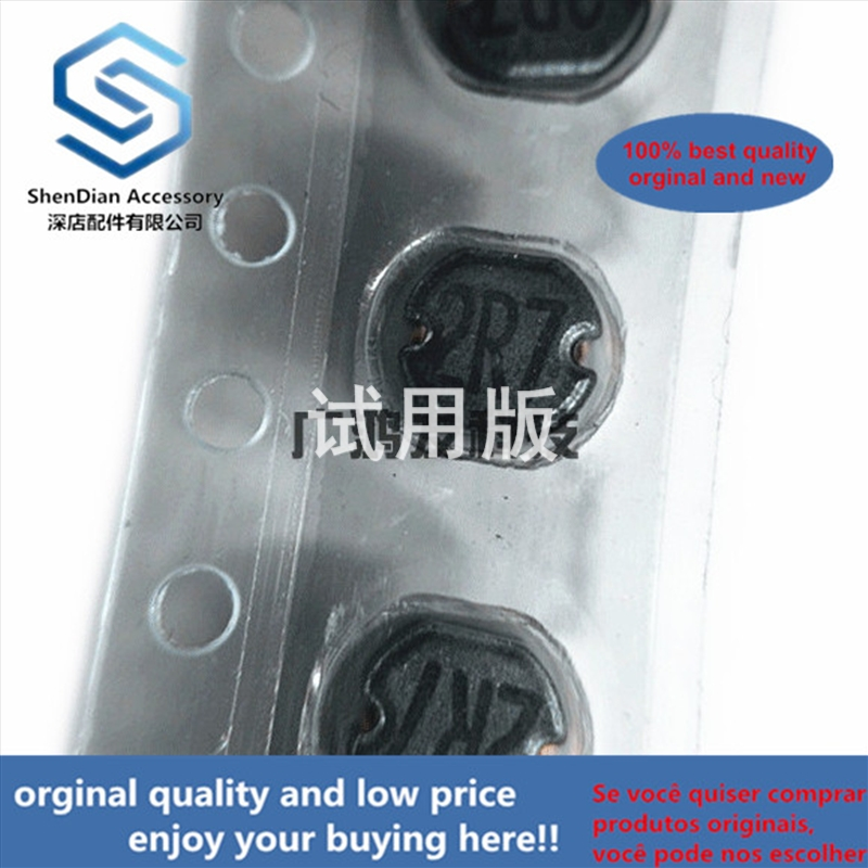 10pcs 100% Orginal New ASPI-0403-2R7M SMD I-Wire Winding Power Inductor 2.7UH CD43 1.58A