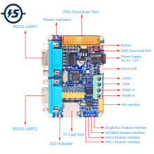 STM32F103C8T6 Development Board 2Bit RS485 RS232 UART CAN Protocol Converter ARM STM32 for JTAG SWD