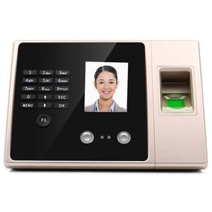 Time-Attendance-System-Machine Facial-Fingerprint-Recognition Face Biometric E3