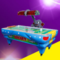 Elephant Hockey Children Double Battle Slot Machine Large Interactive Hockey Video City Equipment Manufacturers