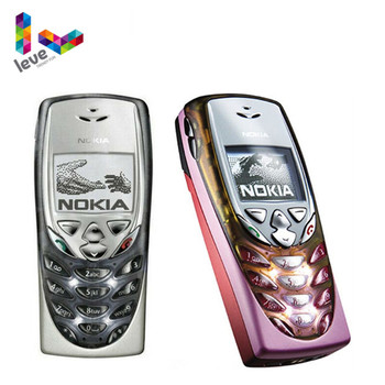 Nokia 8310 Unlocked Phone GSM 900/1800 Support Multi-Language Used and Refurbished Cell Phone Free Shipping