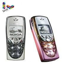 Nokia 8310 desbloqueado teléfono GSM 900/1800 soporte Multi-idioma utilizado y reformado teléfono celular envío gratis