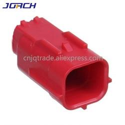 5 комплектов 6 pin Автомобильный жгут проводов разъем водонепроницаемый автомобильный разъем с клеммами DJ7069Y-0.6-11