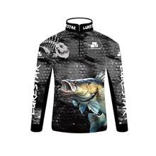 Ropa de Pesca profesional, ropa ligera y suave con protector solar, Jersey Anti UV, camisetas de manga larga para exteriores, botas de Pesca