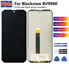 ЖК-дисплей 5,84 дюйма для Blackview BV9900 с сенсорным экраном в сборе, запасная часть 1080x2340p для телефона Blackview BV9900Pro, ЖК-дисплей