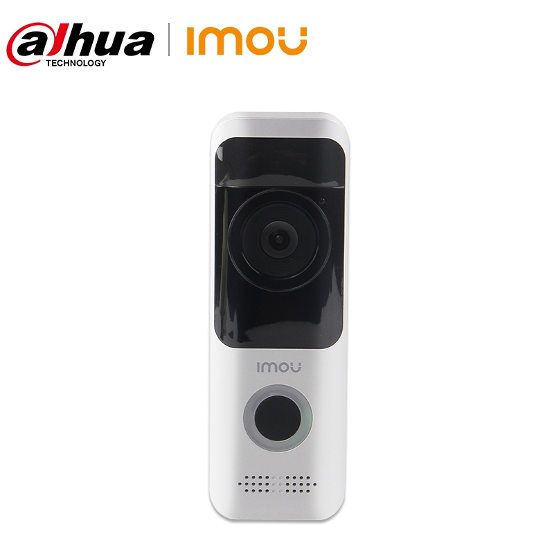 Dahua Imou Wireless Doorbell 1080P Video Intercom PIR Detection Night Vision IP65 Waterproof WiFi Rechargeable Battery Doorbell