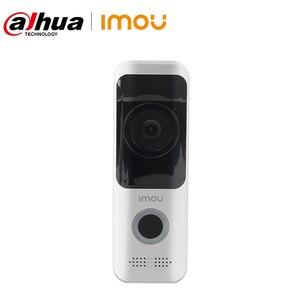 Dahua imou Wireless Doorbell 1080P Video Intercom PIR Detection Night Vision IP65 Waterproof WiFi Rechargeable Battery Doorbell(China)