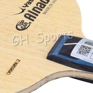 Image 5 - YASAKA Originale Alnade ALC (Jingkun LIANG, Made in Japan) arylate Carbonio Lama di Tennis Da Tavolo Racchetta Ping Pong Paddle Bat